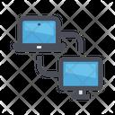 Sync computer Icon