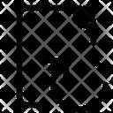 Sync Arrow File Icon