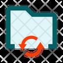 Folder Sync Refresh Icon
