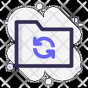 Sync Folder Refresh Folder Sync Icon