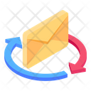 Update Mail Sync Mail Mail Refresh Icon