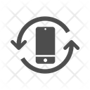 Calling Mobile Communication Icon