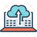 Sync Of Data Information Transfer Data Icon