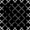 Sync text Icon