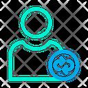 Sync User Sync Profile Male Profile Icon