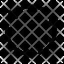 Circulation Loop Sync Icon