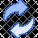Synchronization Icon