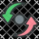 Synchronize Sync Synchronization Icon
