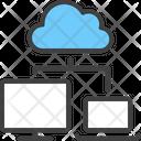 Sync Synchronize Cloud Icon