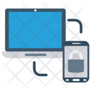 Sharing Synchronize Lock Icon