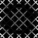 Synchronize Arrows Sync Icon
