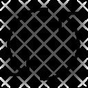 Synchronize Arrows Update Icon