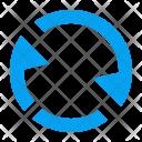 Sync Refresh Sign Icon
