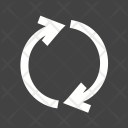 Synchronize Refresh Reload Icon