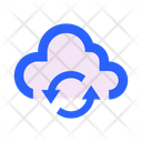 Cloud Sync Refresh Icon