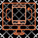 Synchronize device Icon
