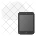 Synchronize device with cloud Icon