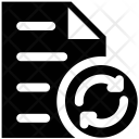 Synchronize File Icon