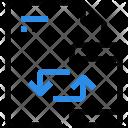 Sync Synchronize Device Icon