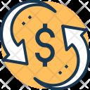 Synchronize Money Icon