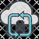 Sychronizing Icon