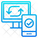 Syncing Network Database Icon