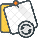 Syncronize Task Message Icon