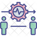 Collaborate Group Organization Icon