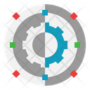 Synthesis Operation Productivity Icon