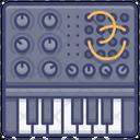 Analog Electronic Device Icon