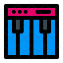 Synthesizer Toys Play Icon