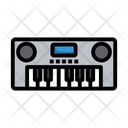 Synthesizer Digital Electronic Icon