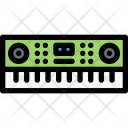 Synthesizer Music Concert Icon