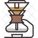 Syphon Coffee Maker Evaporation Icon