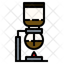 Syphon Coffee Maker Icon