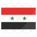 Syria International Nation Icon