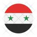 Syria International Global Icon