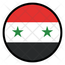 Syria Nation Country Icon