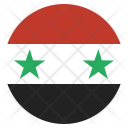 Syria Syrian National Icon