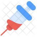 Dope Injection Medical Icon