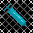 Syringe Injection Drug Icon