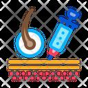 Syringe Medicine Injection Icon