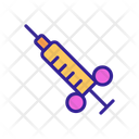 Operating Syringe Therapy Icon