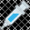 Syringe Injection Medicine Icon