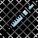 Syringe Emergency Injection Icon