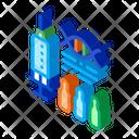 Ampoules Bio Biohacking Icon