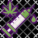 Syringe Vaccine Medical Icon