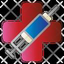 Medic Pet Syringe Icon