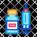 Syringe Medicine Icon