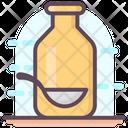 Syrup Medication Liquid Icon